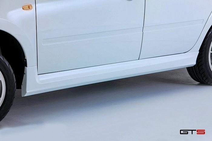 Пороги к-т ВАЗ 2190 Гранта GTS